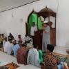 Silaturahim dengan Masyarakat, Bupati Halsel Shalat Jum'at Di Desa Kokotu