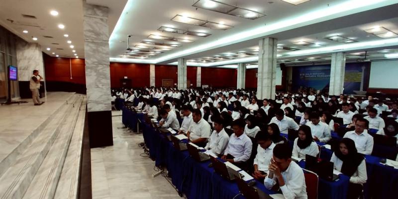 Bersama BKN, Kominfo Gelar SKD untuk 4.328 CPNS di Jakarta